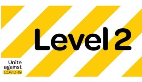 COVID Level 2